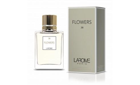 FLOWERS by LAROME (38F) Perfume Feminino