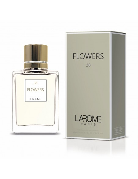 FLOWERS by LAROME (38F) Parfum Femme