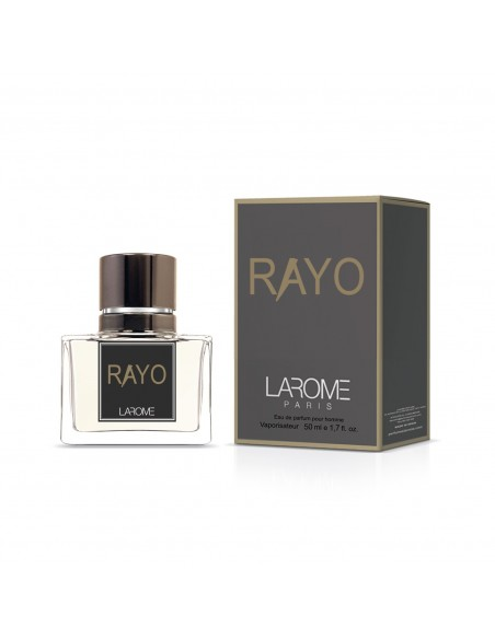 RAYO by LAROME (13M) Parfum Homme - 50ml