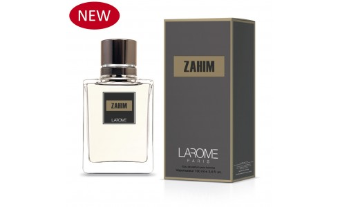 ZAHIM by LAROME (14M) Parfum Homme - Nouveau