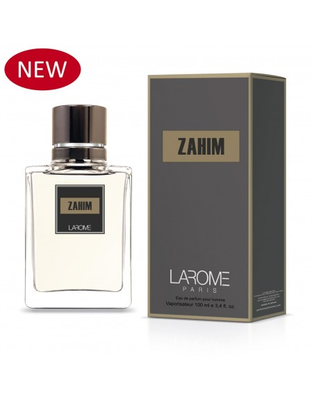 ZAHIM by LAROME (14M) Perfume Masculino - Nuevo