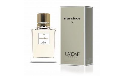 NARCISOS by LAROME (50F) Perfume Feminino