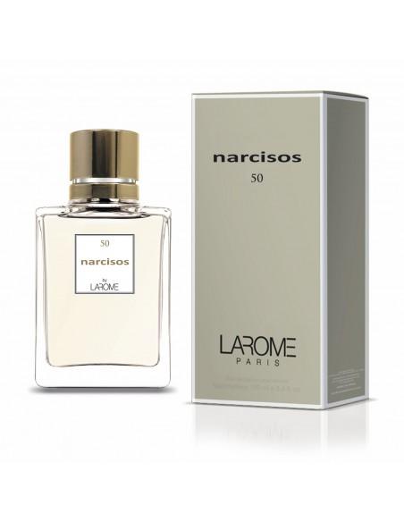 NARCISOS by LAROME (50F) Parfum Femme