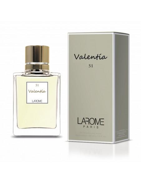 VALENTÍA by LAROME (51F) Parfum Femme