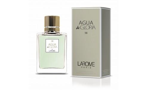AGUA DE GLORIA by LAROME (58F) Perfume Feminino
