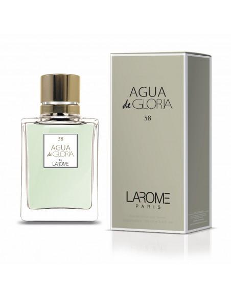 AGUA DE GLORIA by LAROME (58F) Perfume Femenino