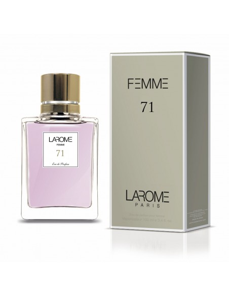 LAROME (71F) Parfum Femme