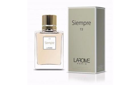 SIEMPRE by LAROME (72F) Parfum Femme