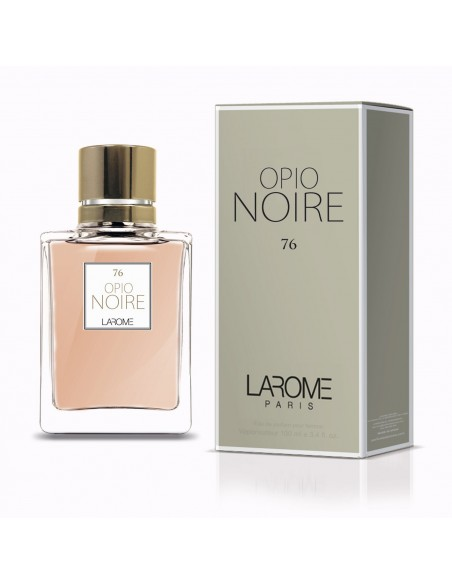 OPIO NOIRE by LAROME (76F) Perfume for Woman