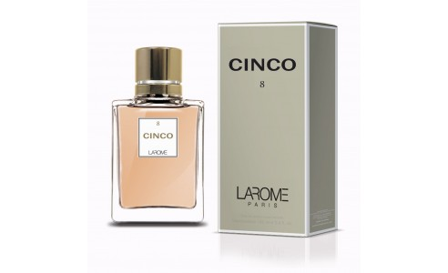 CINCO by LAROME (8F) Perfume Feminino