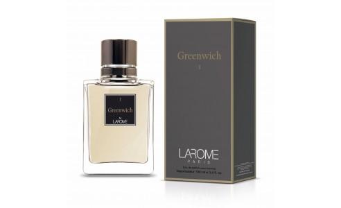 GREENWICH by LAROME (1M) Parfum Homme
