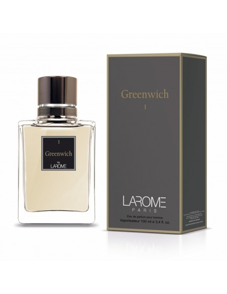 GREENWICH by LAROME (1M) Perfume for Man