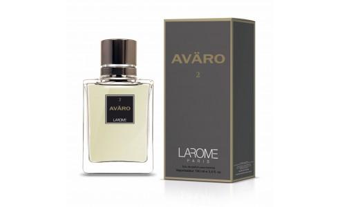AVÁRO by LAROME (2M) Parfum Homme