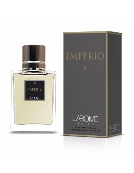 IMPERIO by LAROME (8M) Perfume Masculino