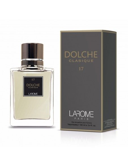 DOLCHE CLASIQUE by LAROME (17M) Perfume for Man