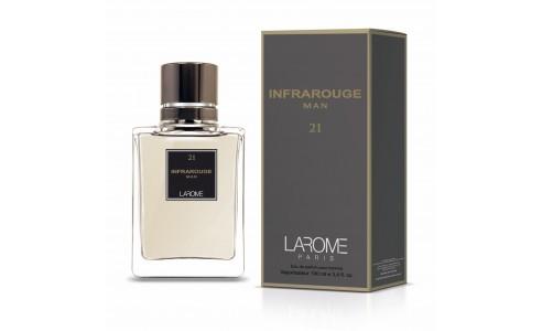 INFRAROUGE MAN by LAROME (21M) Parfum Homme