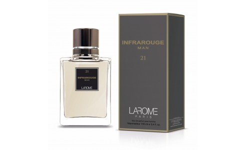 INFRAROUGE MAN by LAROME (21M) Perfume for Man