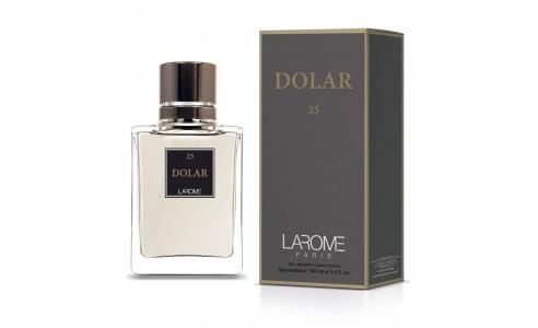 DOLAR by LAROME (25M) Parfum Homme