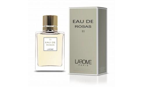 EAU DE ROSAS by LAROME (11F) Parfum Femme