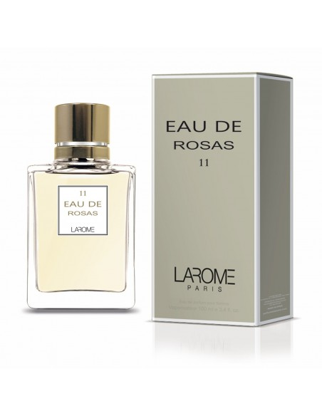 EAU DE ROSAS by LAROME (11F) Perfume Feminino