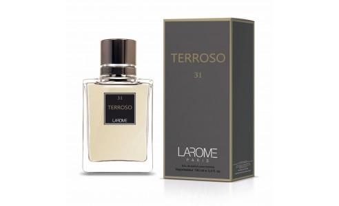 TERROSO by LAROME (31M) Profumo Maschile