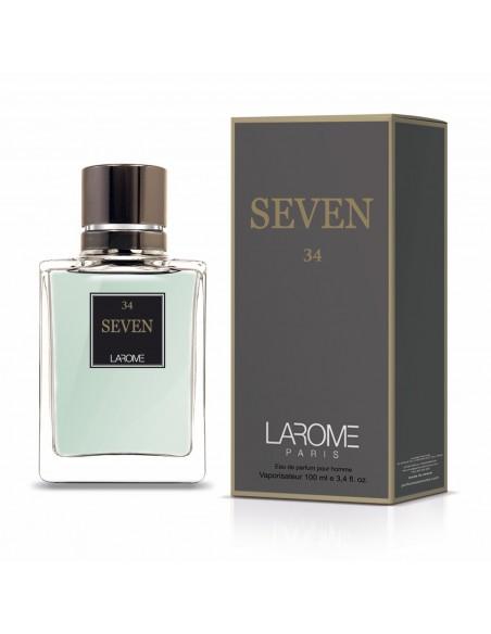 SEVEN by LAROME (34M) Parfum Homme