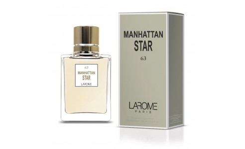 MANHATTAN STAR by LAROME (63F) Perfume for Woman
