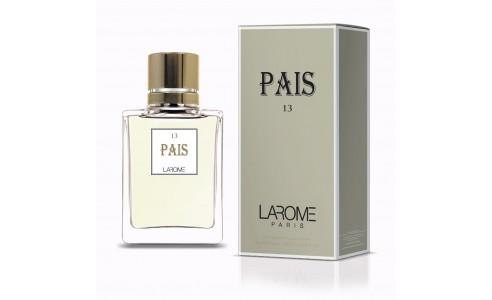 PAIS by LAROME (13F) Parfum Femme