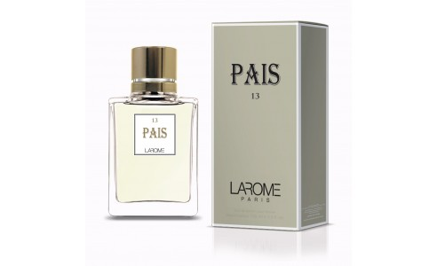 PAIS by LAROME (13F) Perfume for Woman