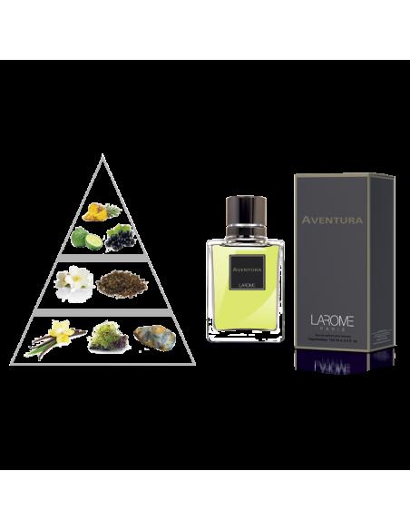 AVENTURA by LAROME (23M) Perfume Piramide