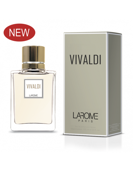 VIVALDI by LAROME (92F) Perfume Femenino. New