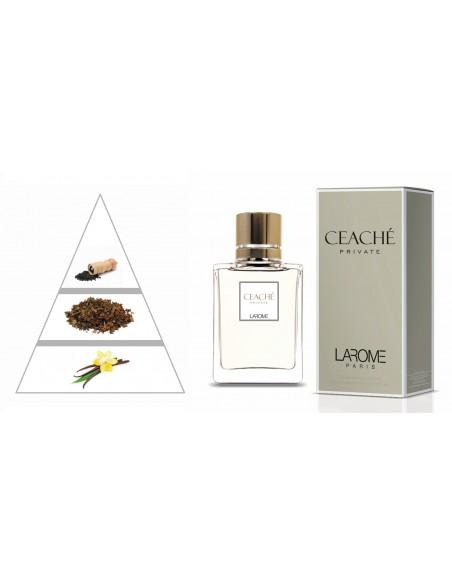 CEACHÉ PRIVATE by LAROME (19F) Perfume Femenino - Pirámide olfativa