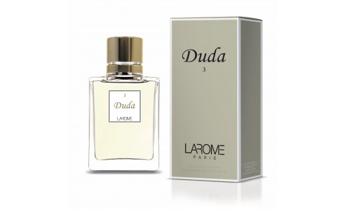 DUDA  by LAROME (3F) Parfum Femme