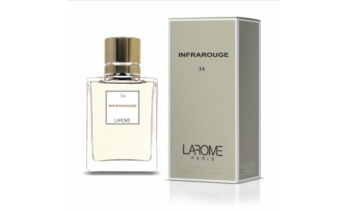 INFRAROUGE by LAROME (34F) Parfum Femme