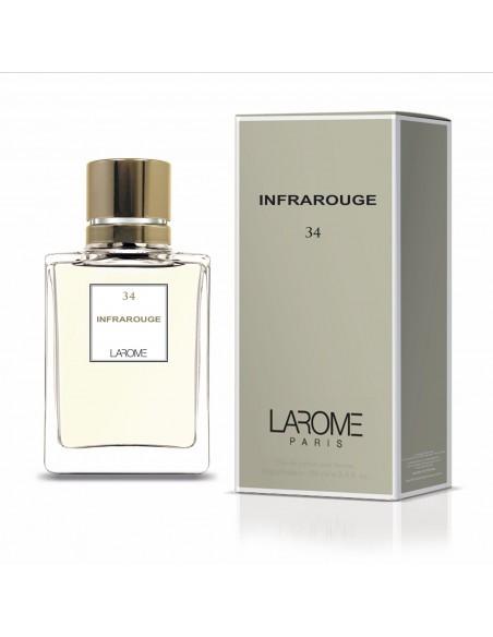 INFRAROUGE by LAROME (34F) Perfume Feminino