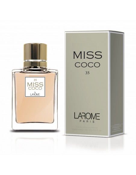 MISS COCO by LAROME (35F) Perfume Feminino